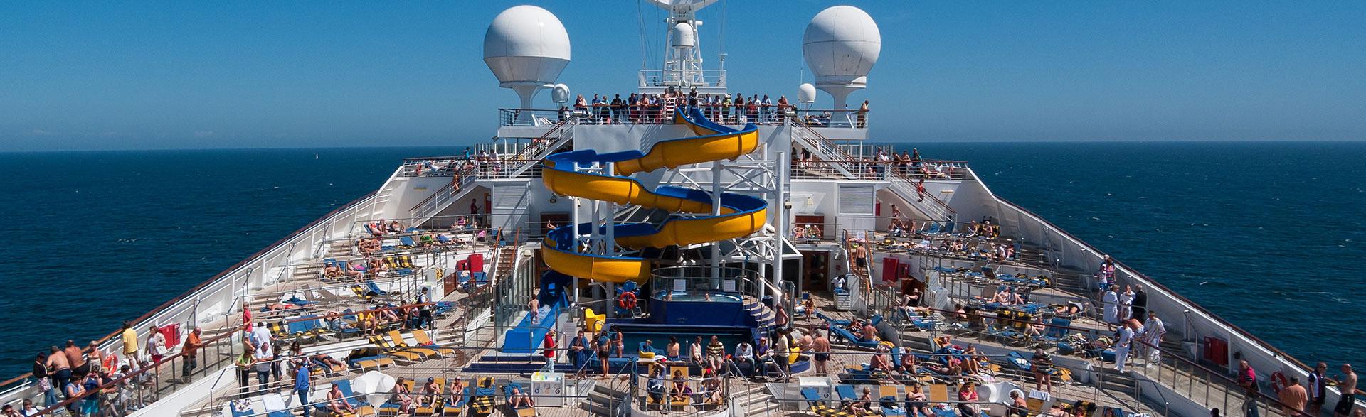 Cruceros organizados para singles